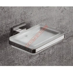 Mantovani spa colombo basic q cromo porta sapone cromo for Colombo design basic q