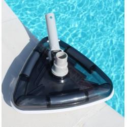 Mantovani spa waterair accessori piscine scopa aspirafango for Scopa per piscina