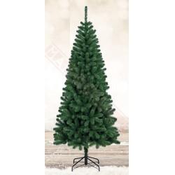 Albero Di Natale H 240.Mantovani Spa Albero Di Natale Strettissimo Cm 240 Rami Pvc A