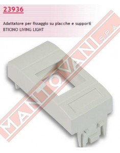 Fme adattatore B Ticino Living Light